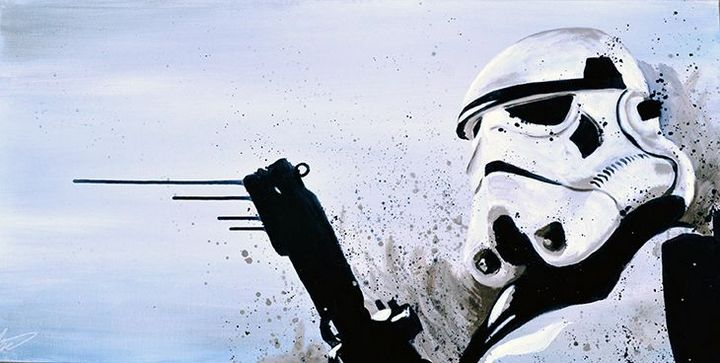 Storm Trooper - JP Studio
