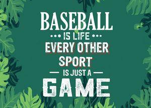 Baseball Sport Prints