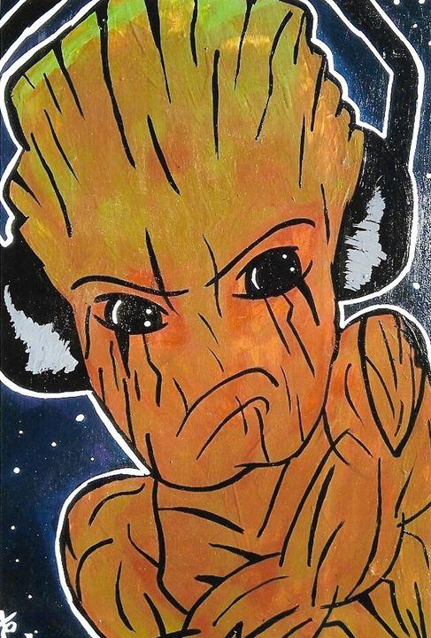 DJ Baby Groot - Toon_Lif3