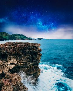 Milky Way Cliff - Alex Bartual