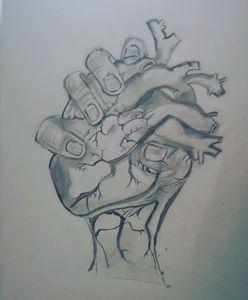 I have your heart always - JJZcrafts