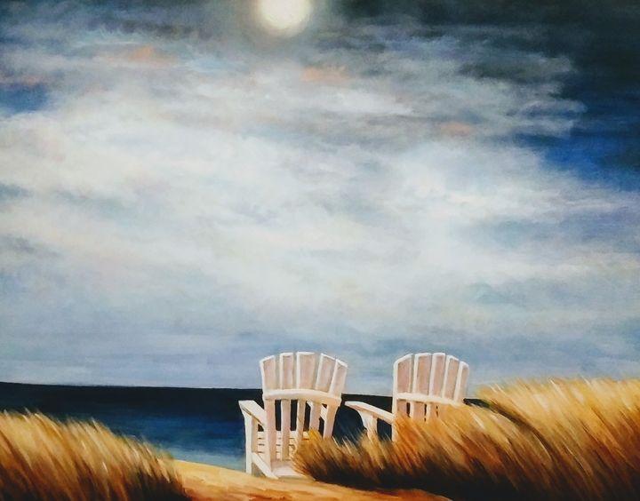 """Retirement Dreams"" - Blue Bond Gallery"