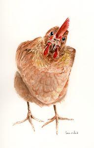 Jen's Hen