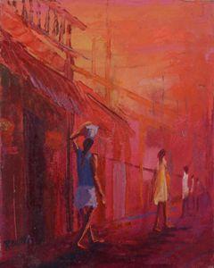 Street of Belén