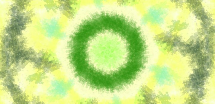 Yellow Form - Vijay's Digital Art