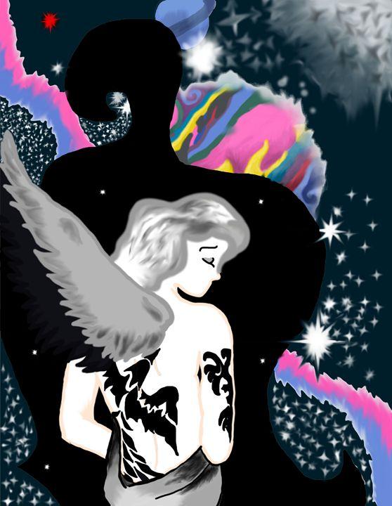 My Sweet Dark Night - Mehgan Augsburger