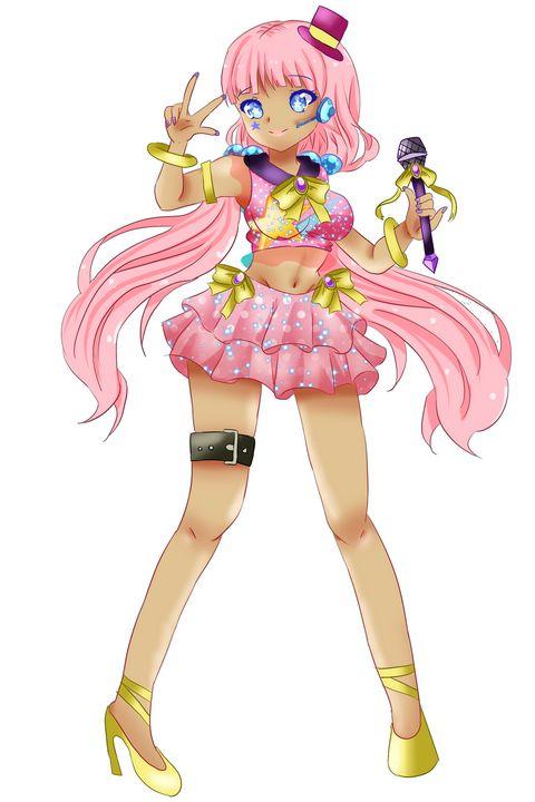 Popstar Girl! - Venus Art Productions
