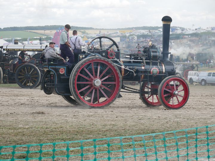 Dorset Steam Festival 1 - Creativebyleahy