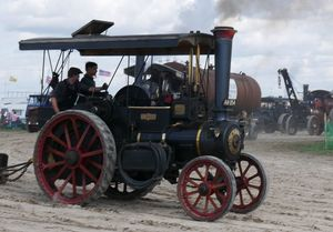 Dorset Steam Festival 8