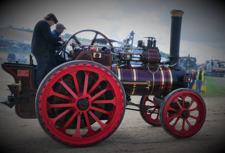 Dorset Steam Festival 5 - Creativebyleahy