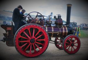 Dorset Steam Festival 5 - Creativebyleahy