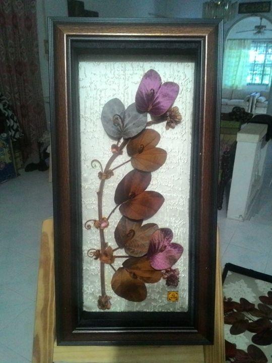 Exclusive Golden Leaf Souvenir - Daun Emas