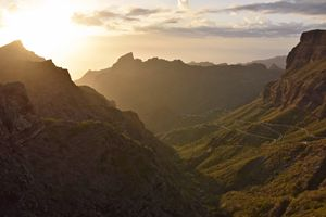 Sunset Over Masca Valley - Marek Stepan Photographer
