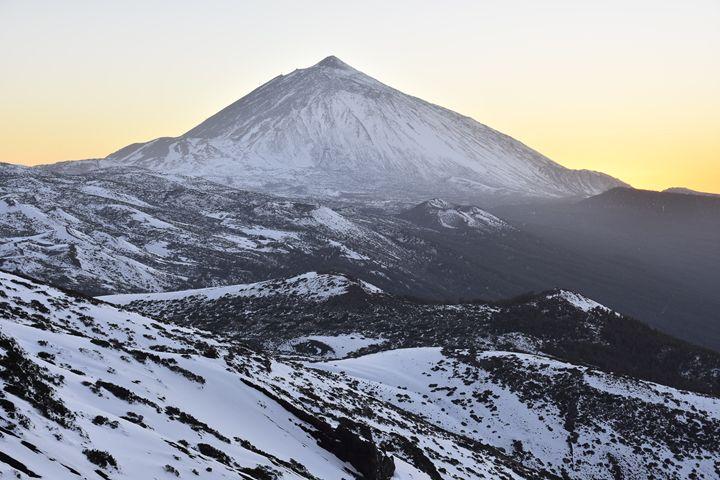 Winter In Teide National Park - Marek Stepan Photographer