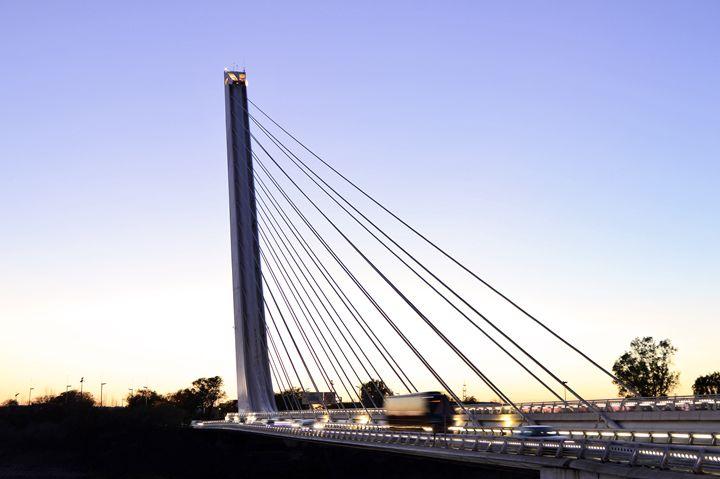 Puente Del Alamillo II - Marek Stepan Photographer