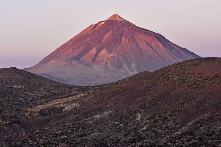 Morning Volcano - Marek Stepan Photographer
