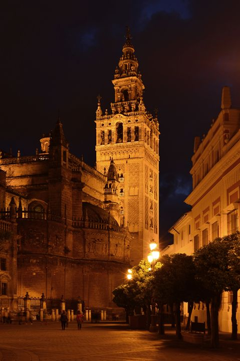 Seville Cathedral - Marek Stepan Photographer