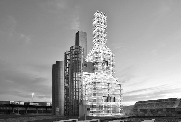 Hejduk Memorial Towers - Marek Stepan Photographer