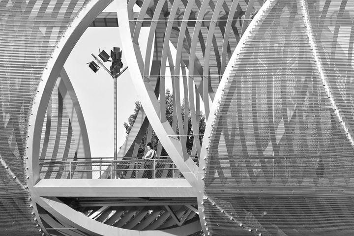 Puente De Arganzuela - Marek Stepan Photographer