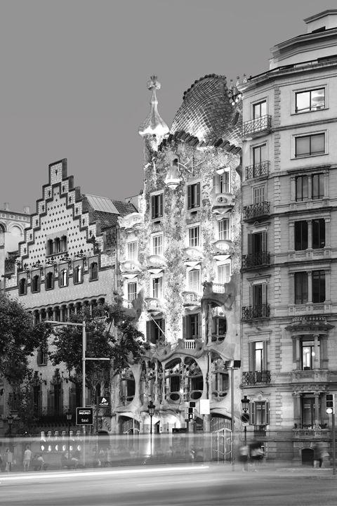 Barcelona Houses - Marek Stepan Photographer