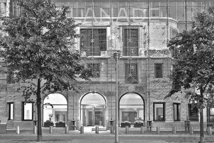 Berlin Esplanade B&W - Marek Stepan Photographer