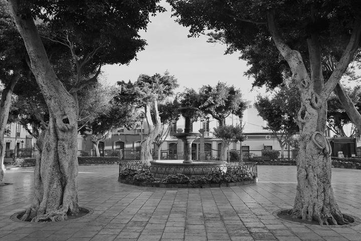 Plaza De Santiago - Marek Stepan Photographer