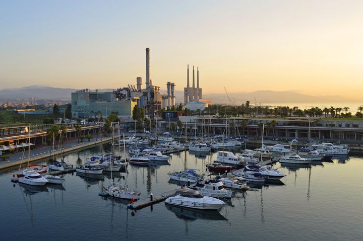 Industrial Harbor - Marek Stepan Photographer