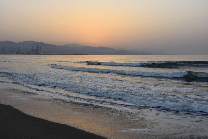 Costa Del Sol At Dawn - Marek Stepan Photographer