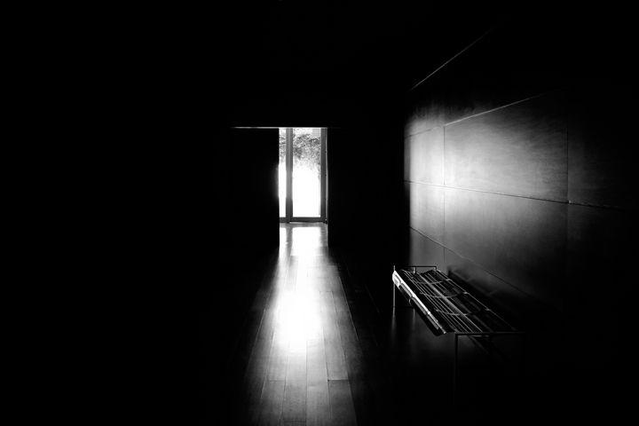 Modern Hallway - Marek Stepan Photographer