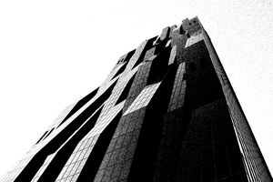 Vienna DC Tower 1 Drawing - Marek Stepan Photographer