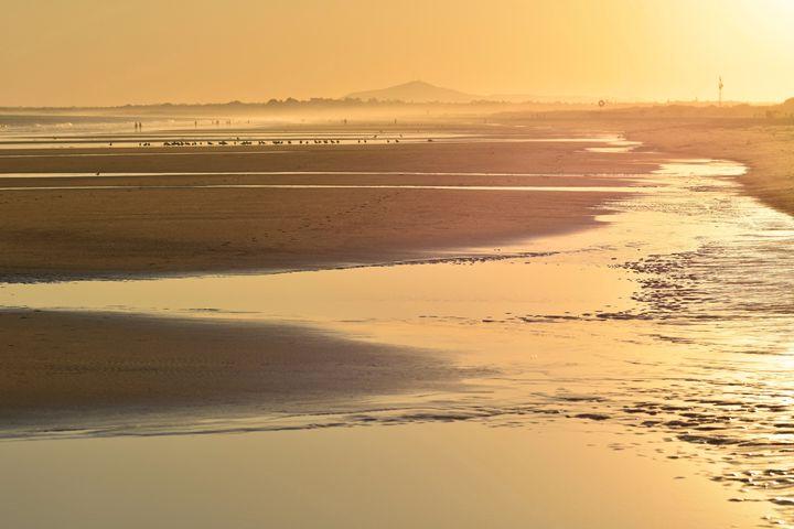 Sunlit Coast - Marek Stepan Photographer