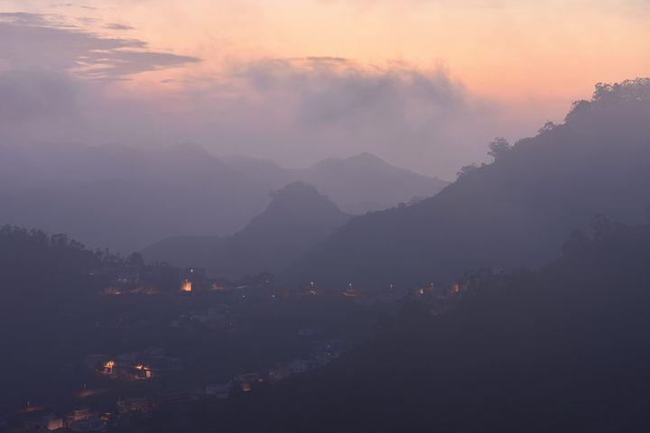 Misty Mountains - Marek Stepan Photographer