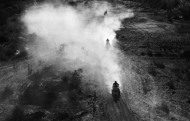 Shadow Riders - Marek Stepan Photographer