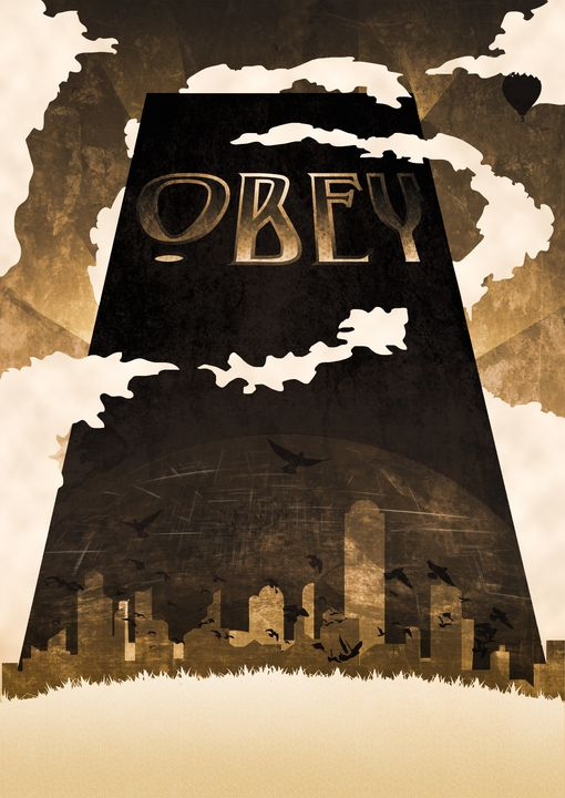 Obey Monolith - RichGraphic