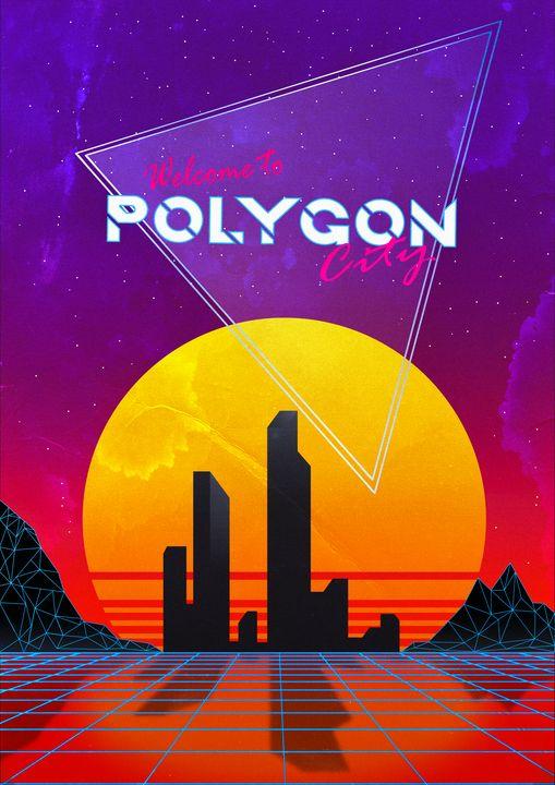 Polygon City - RichGraphic