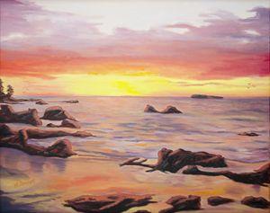 Serene Horizon