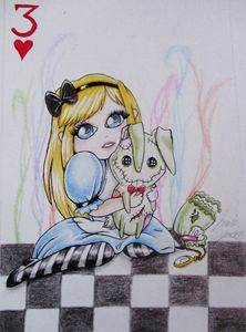 Creepy Child Alice