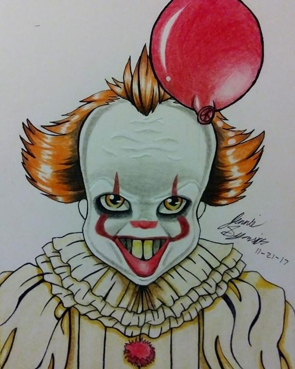 They All Float Down Here - JennieKitty