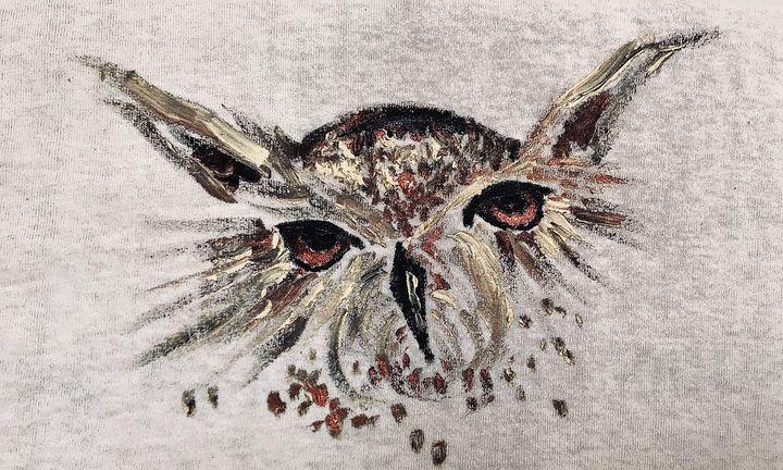 Eyes of an Owl . 2 - MHG