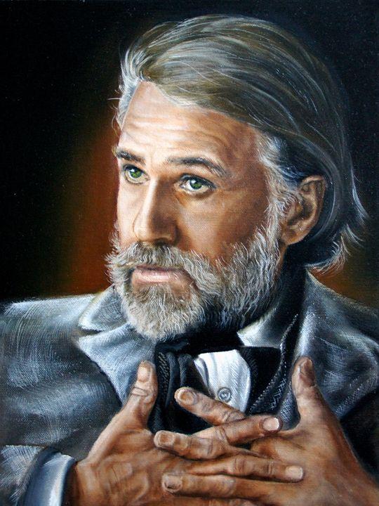 Christopher Waltz as King Schultz - Portraits