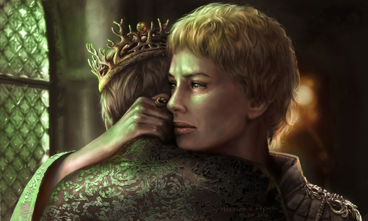 Cersei Lnnister (Game of Thrones) - Portraits