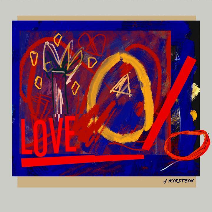 Love - Kirsteinfineart