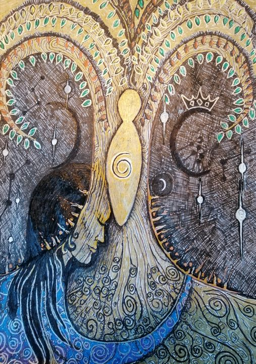 Sacred Unity - The Moon Goddesses