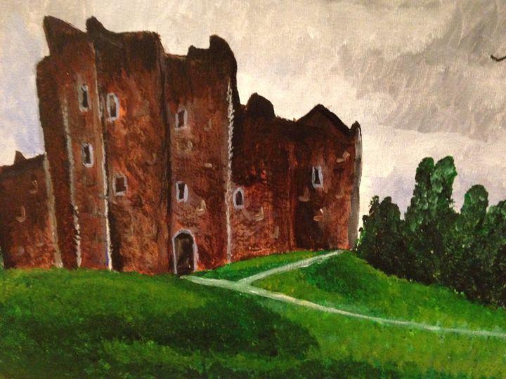 Scottish Castle - Still Breathing Designs
