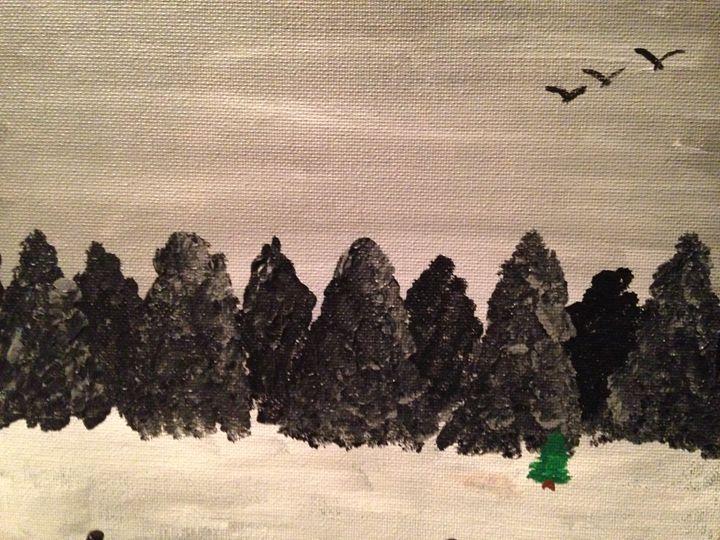 The little tree - Still Breathing Designs
