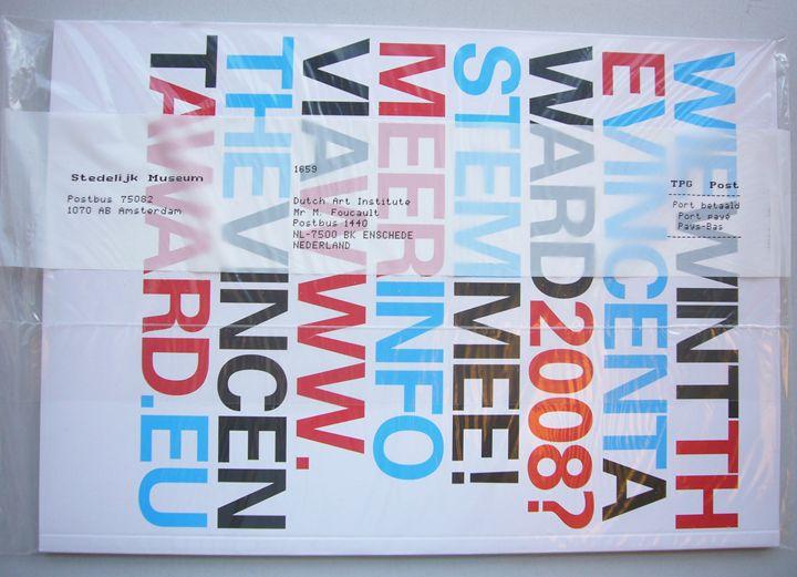 Michel Foucualt | Stedelijk Museum 3 - Bauhaus Press Shop