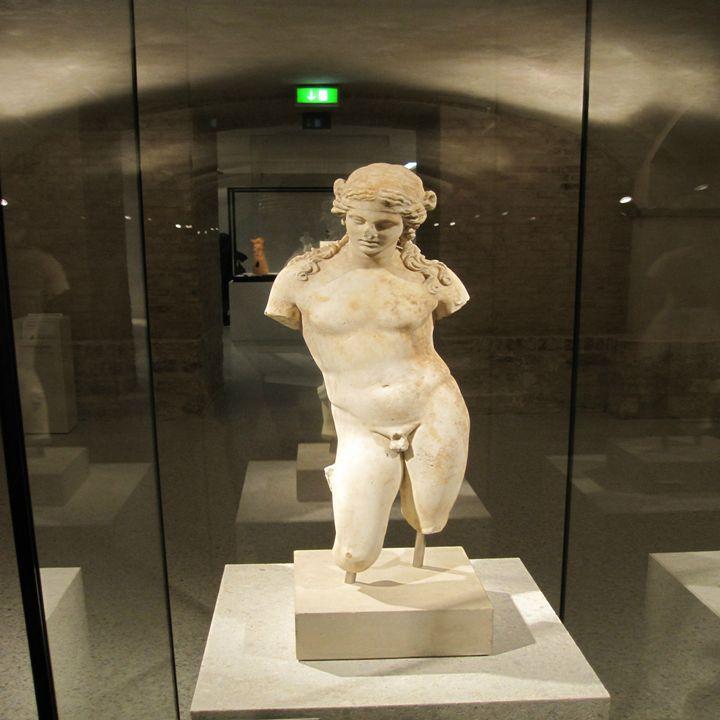 Ancient Greek Art # 1 - Bauhaus Press Shop