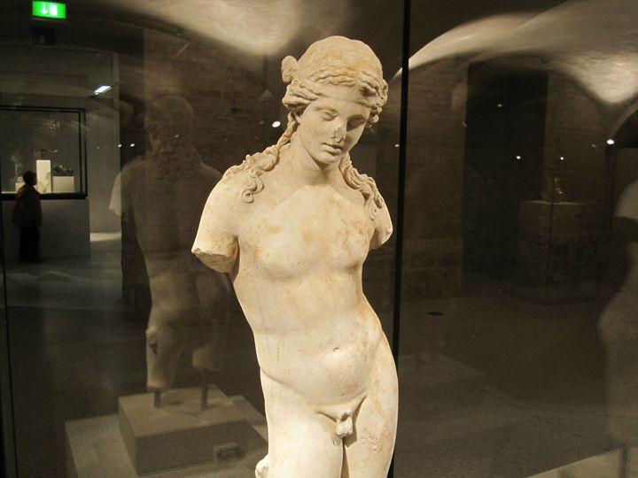 Greek Statue  # 2 - Bauhaus Press Shop