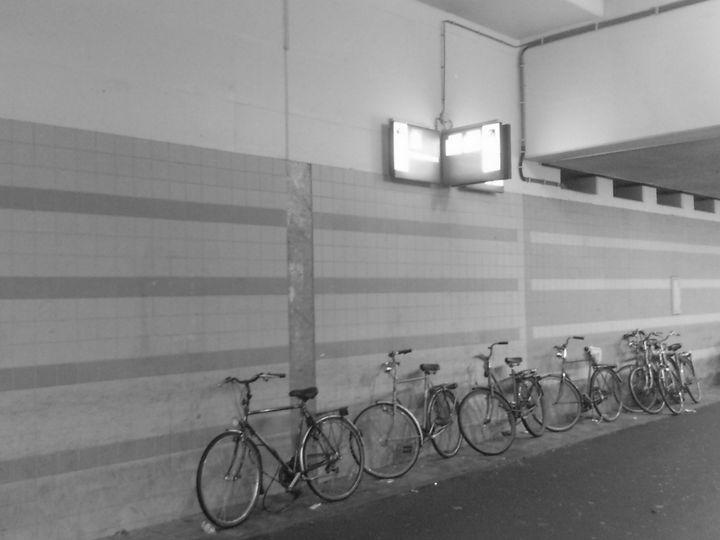 Holland Bicycles - Bauhaus Press Shop
