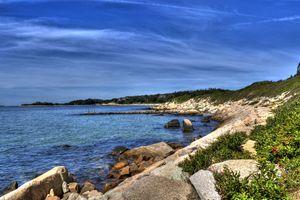 Falmouth Shoreline